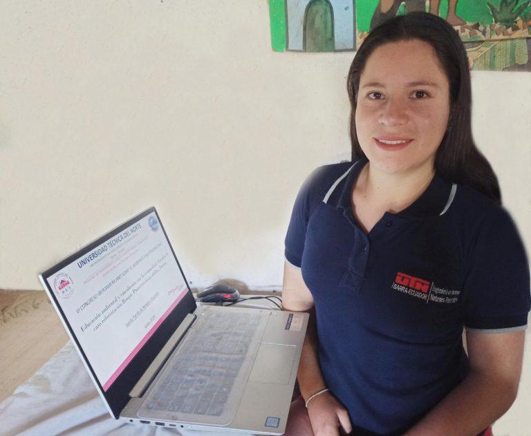 Estudiante de la UTN participa en evento internacional