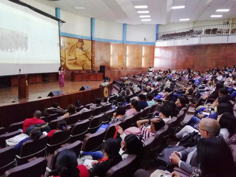 INICIO III CONGRESO INTERNACIONAL DE   PSICOLOGÍA EN LA EDUCACIÓN